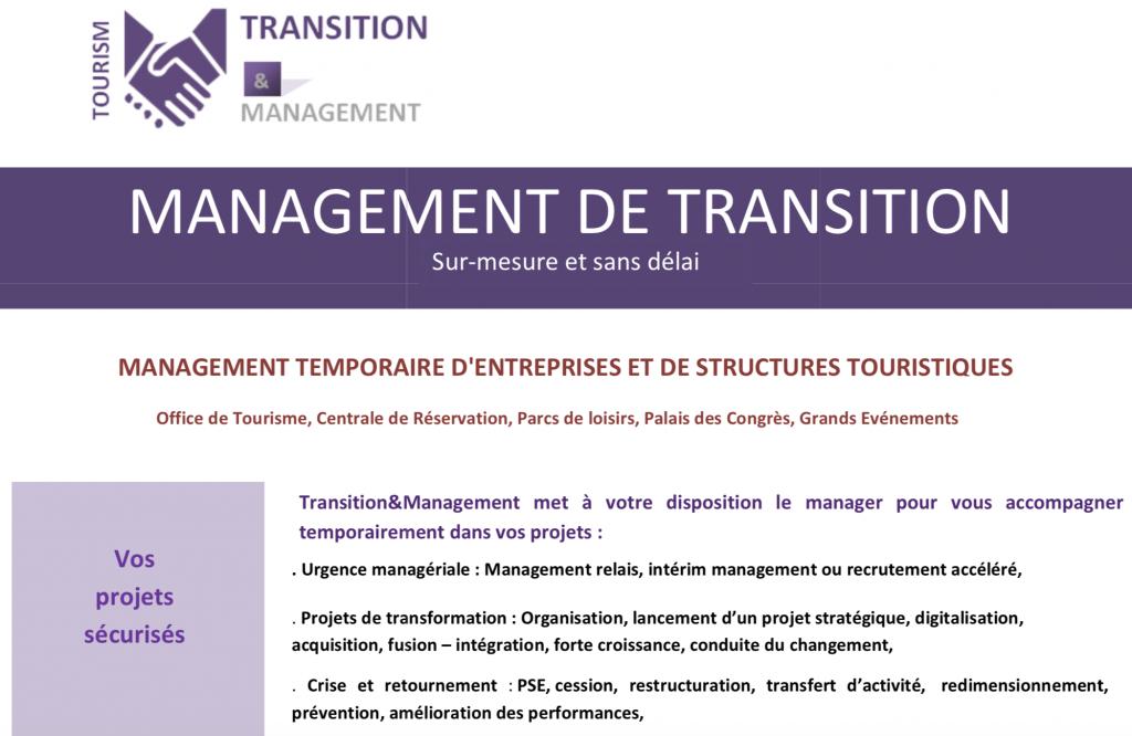 ManagementTransition