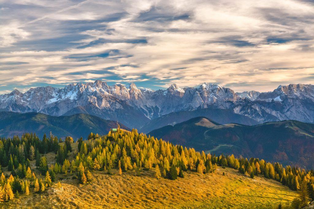 Tourisme Alpes